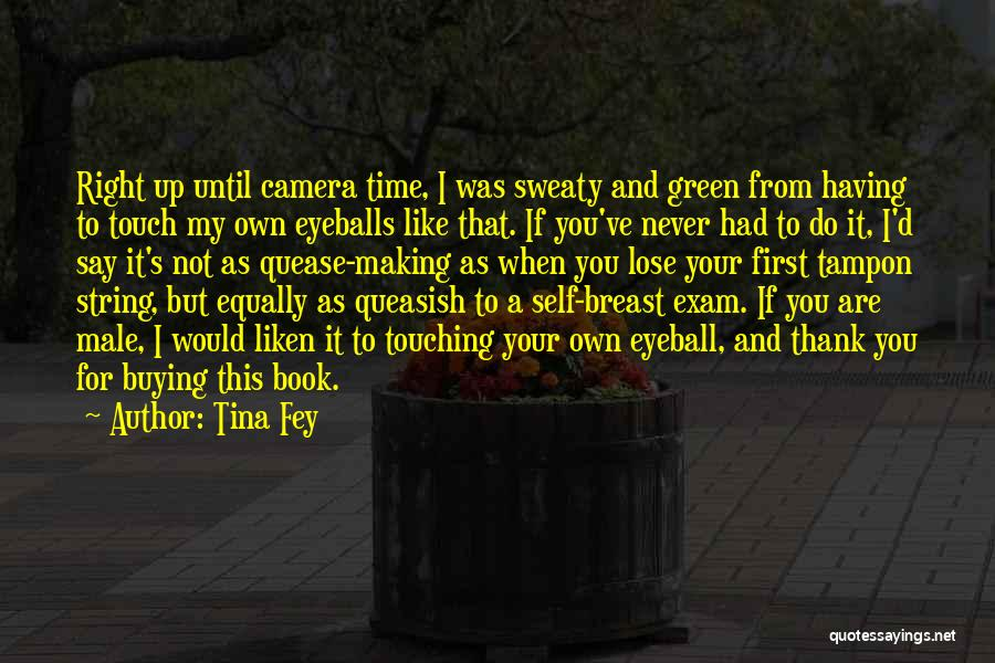Book Buying Quotes By Tina Fey