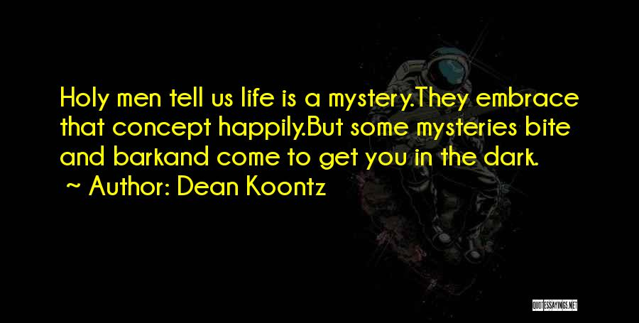 Book Of Sorrows Quotes By Dean Koontz