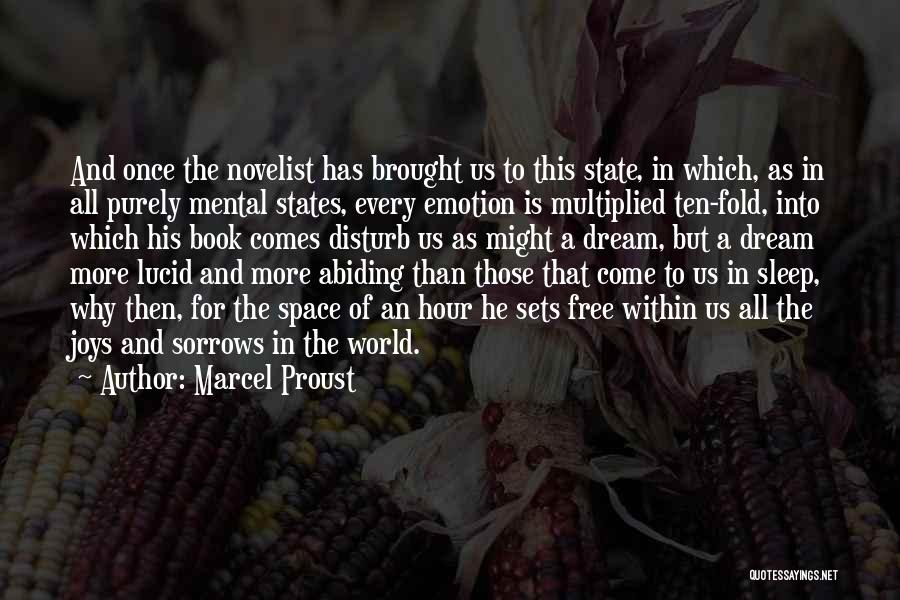 Book Of Sorrows Quotes By Marcel Proust