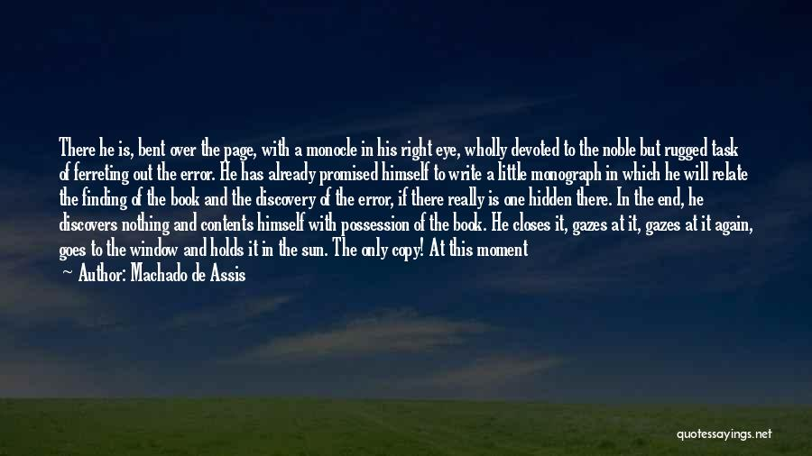 Book On The Road Quotes By Machado De Assis