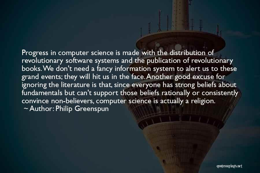 Book Publication Quotes By Philip Greenspun