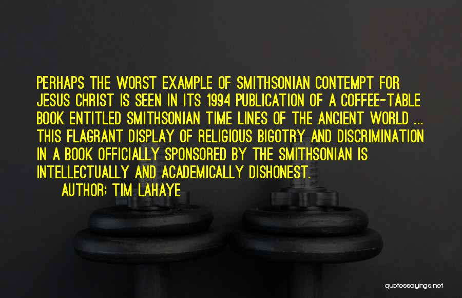 Book Publication Quotes By Tim LaHaye