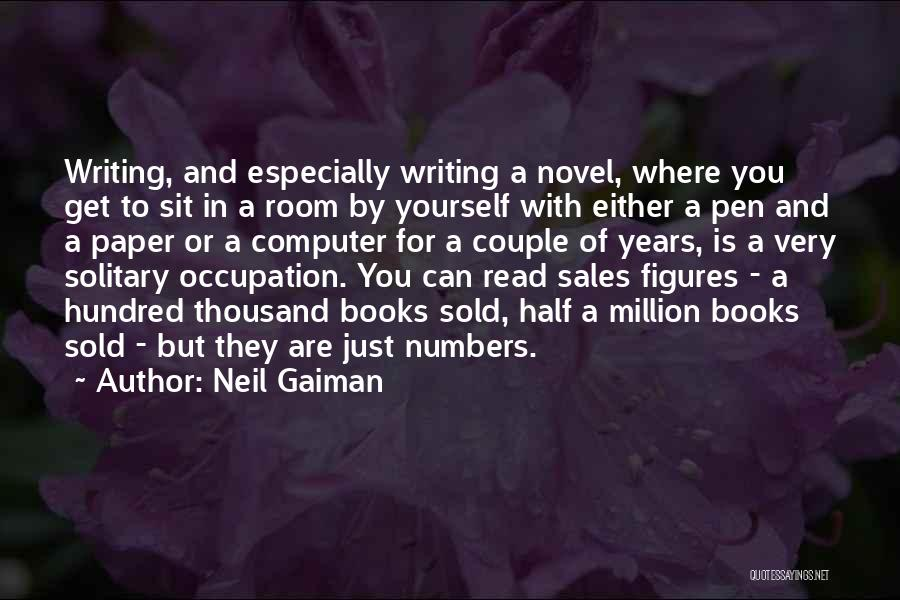 Book Sales Quotes By Neil Gaiman
