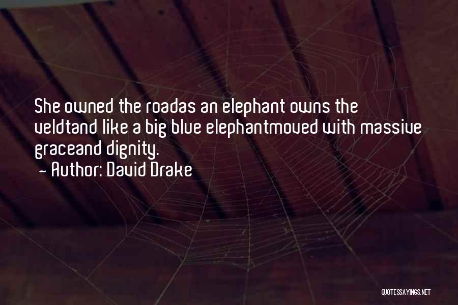 Bookmobile Quotes By David Drake