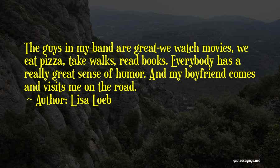 Books And Movies Quotes By Lisa Loeb