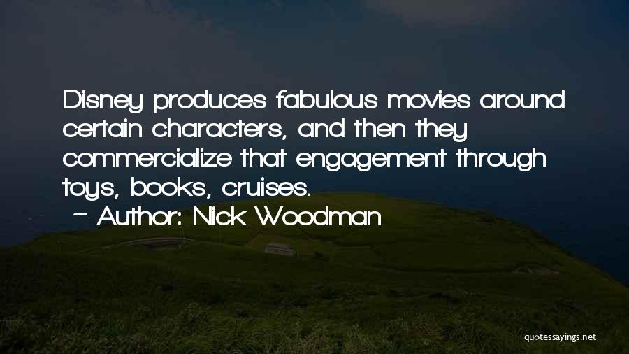 Books And Movies Quotes By Nick Woodman
