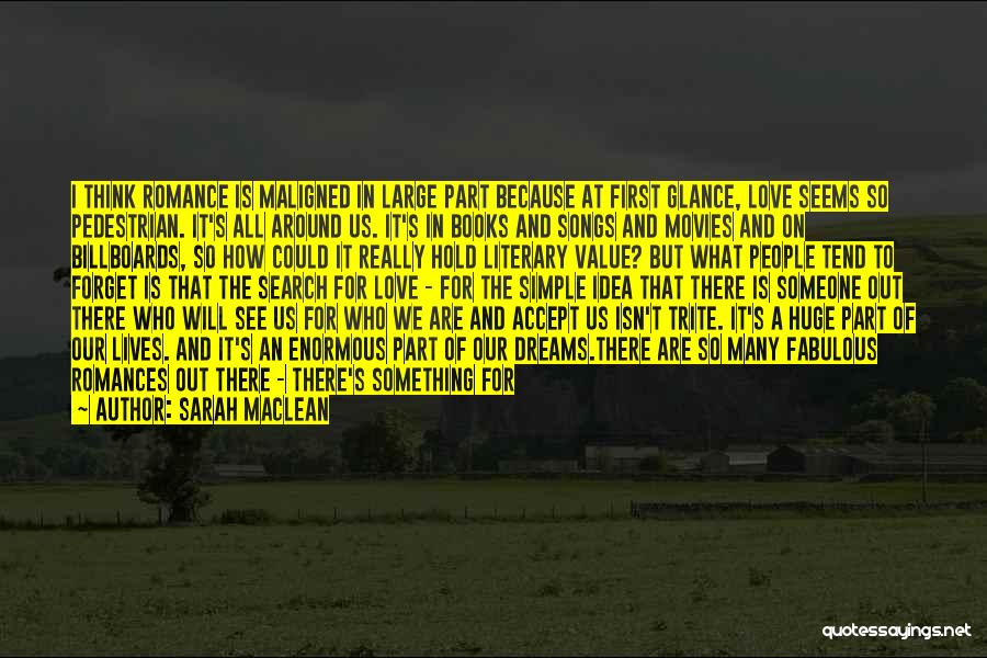 Books And Movies Quotes By Sarah MacLean