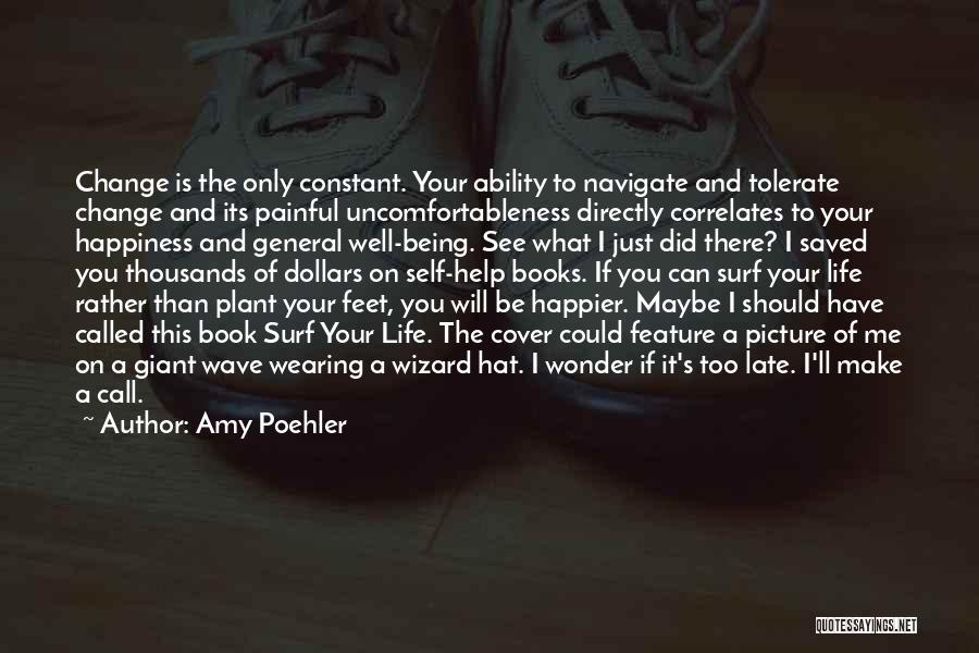 Books On Life Quotes By Amy Poehler