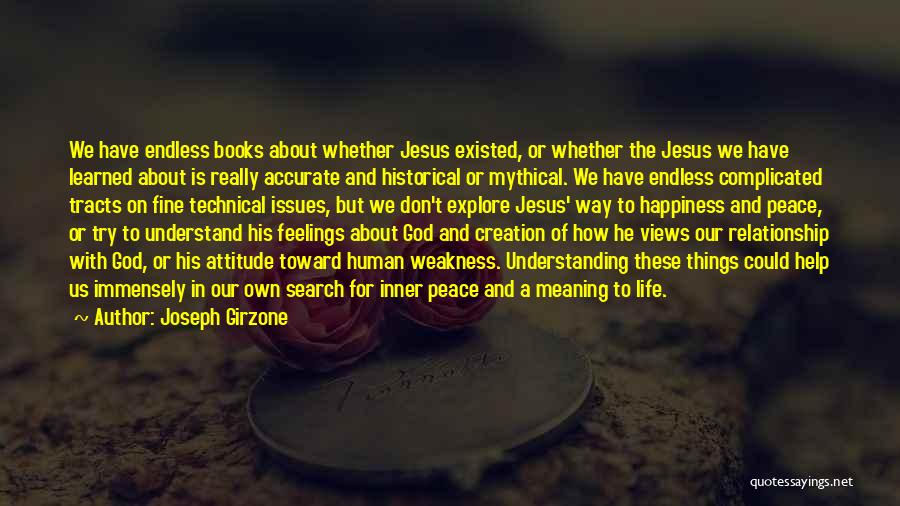 Books On Life Quotes By Joseph Girzone