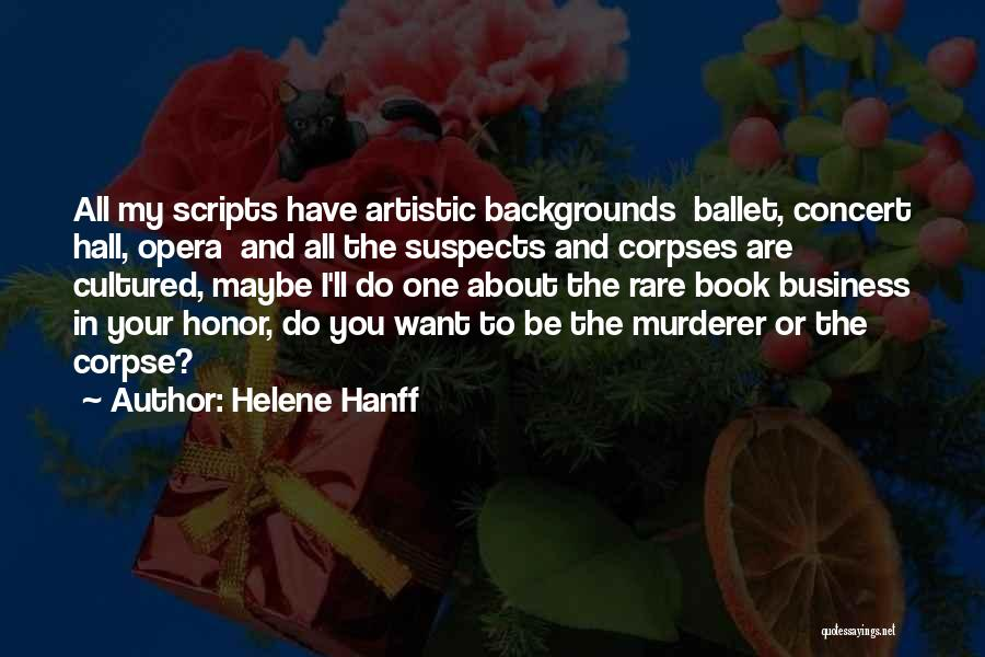 Booksellers Quotes By Helene Hanff