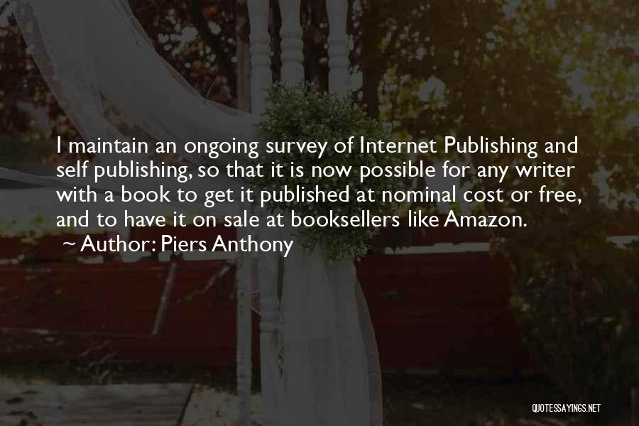 Booksellers Quotes By Piers Anthony