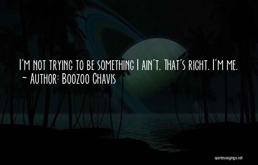 Boozoo Chavis Quotes 925680