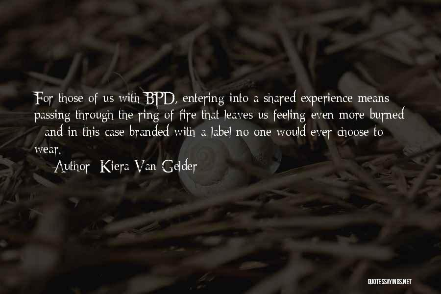 Top 50 Quotes & Sayings About Borderline Personality Disorder