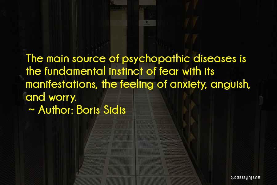 Boris Sidis Quotes 1122488
