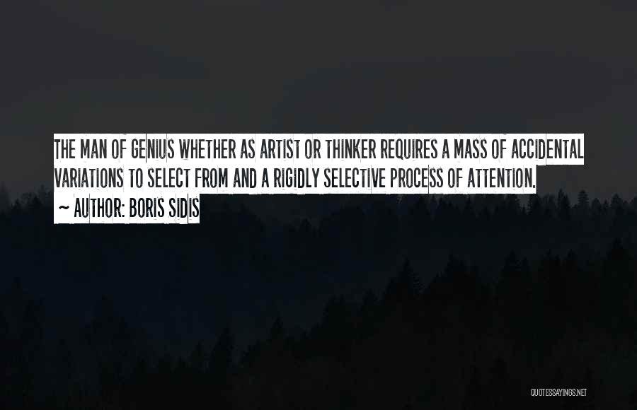 Boris Sidis Quotes 1573663