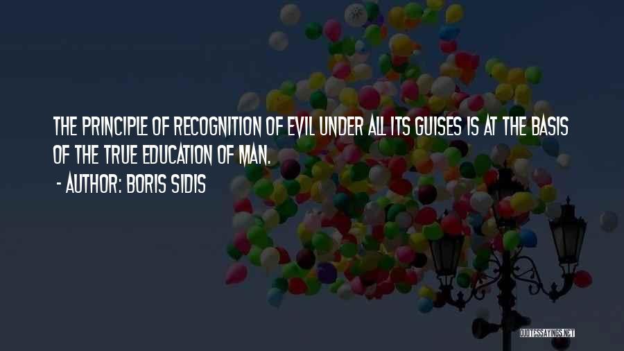 Boris Sidis Quotes 1655039
