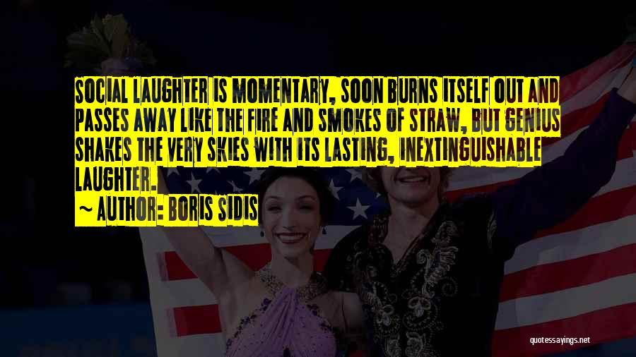 Boris Sidis Quotes 2148740