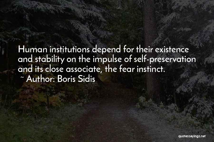 Boris Sidis Quotes 445285