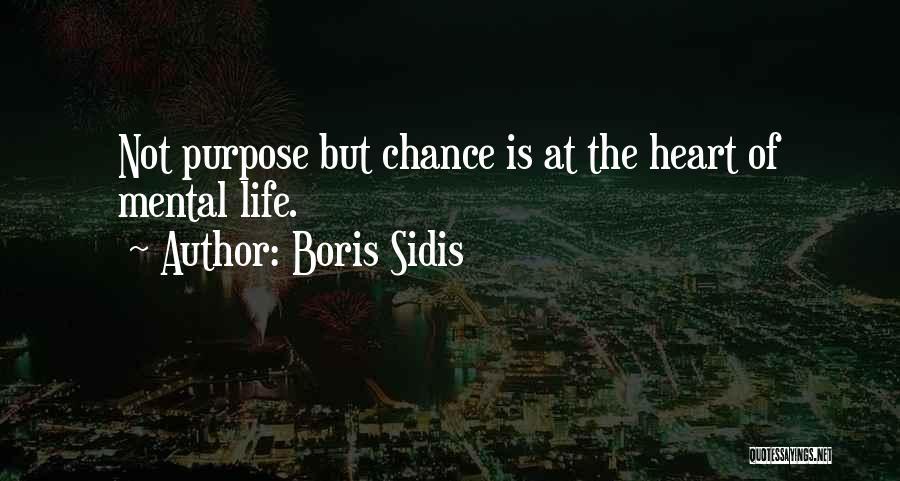 Boris Sidis Quotes 655381