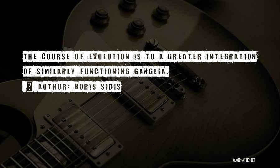 Boris Sidis Quotes 734413