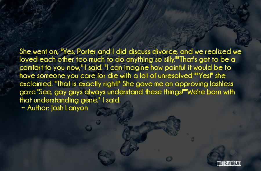 Born For Each Other Quotes By Josh Lanyon