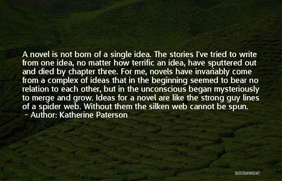 Born For Each Other Quotes By Katherine Paterson