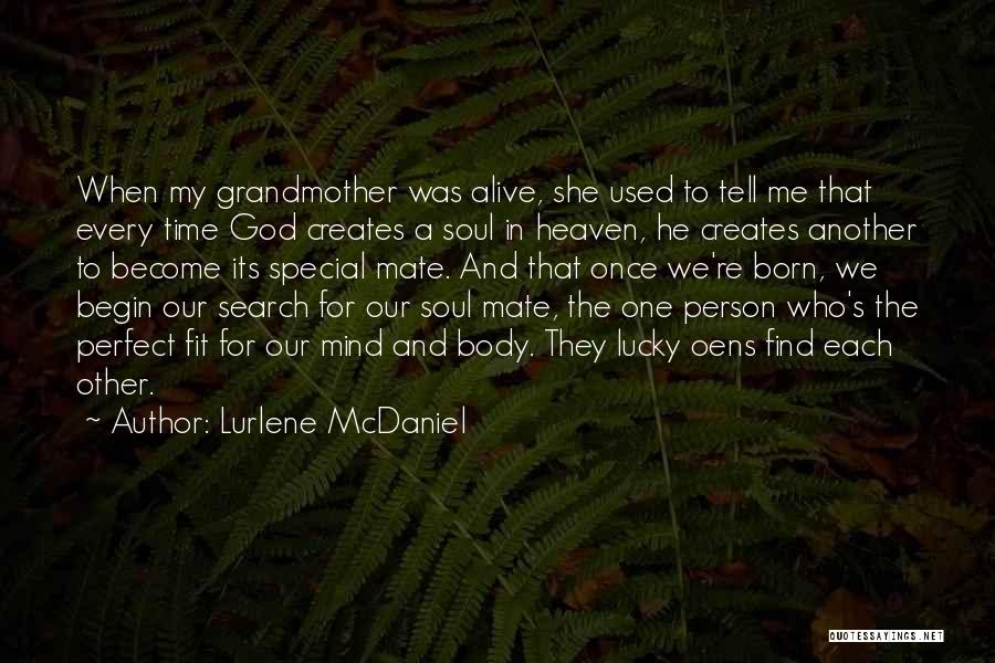 Born For Each Other Quotes By Lurlene McDaniel