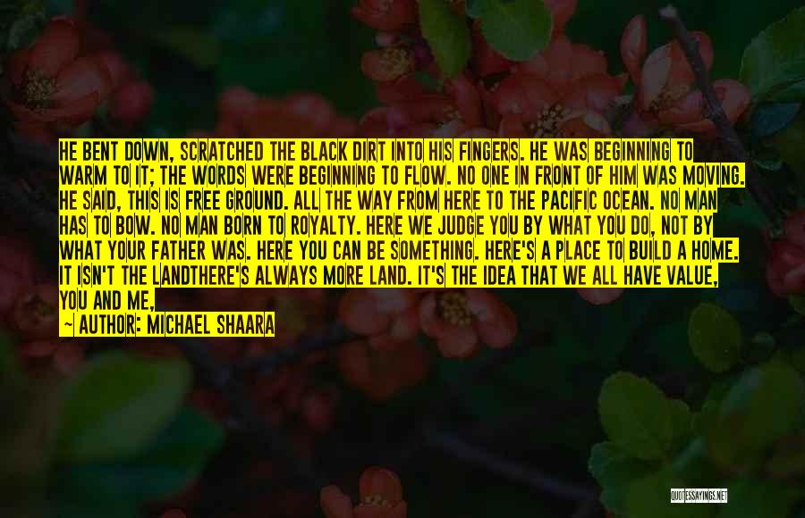 Born For Each Other Quotes By Michael Shaara