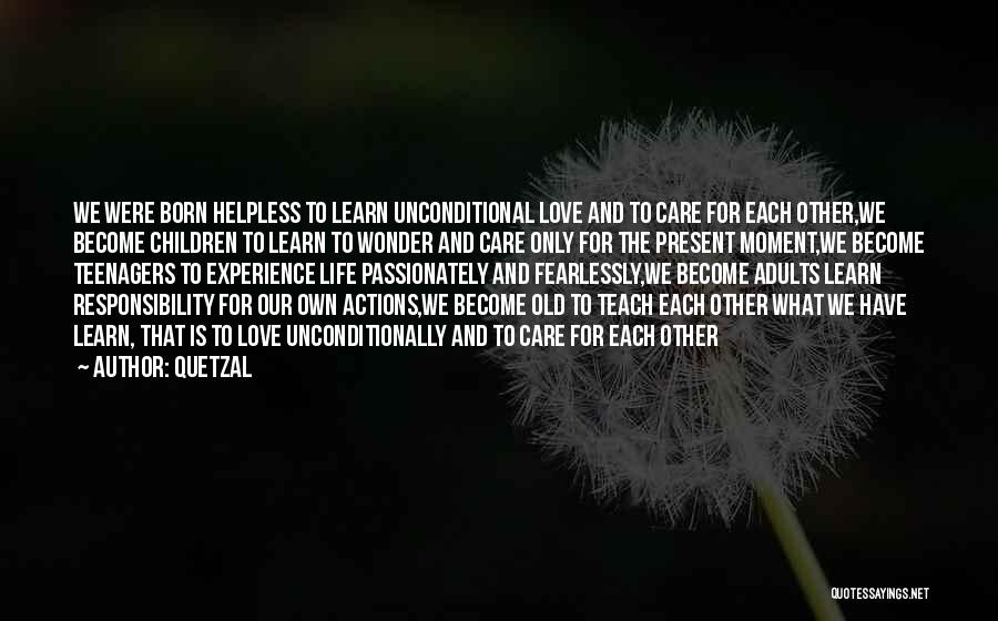 Born For Each Other Quotes By Quetzal