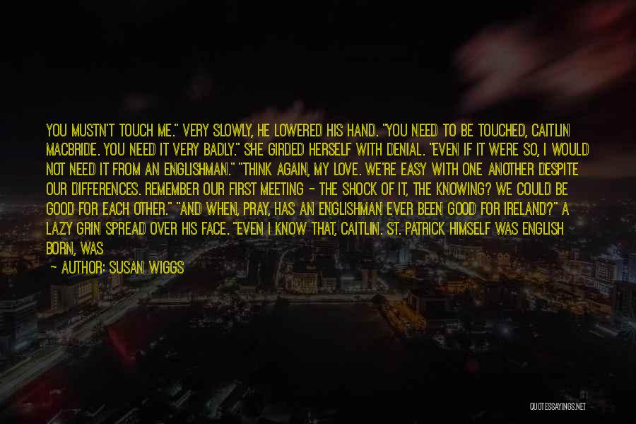 Born For Each Other Quotes By Susan Wiggs