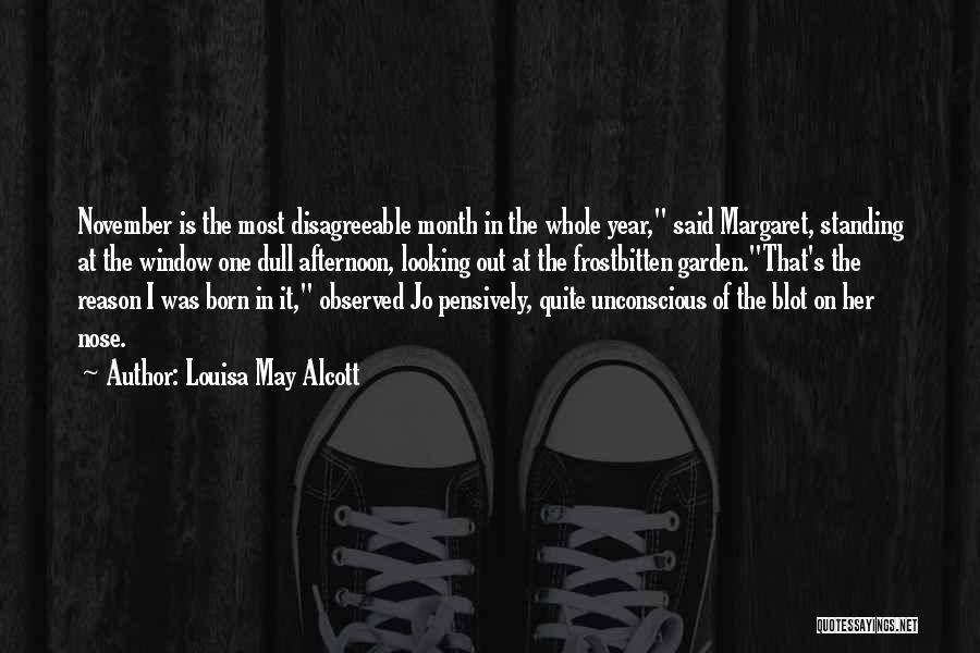 Born Standing Up Quotes By Louisa May Alcott
