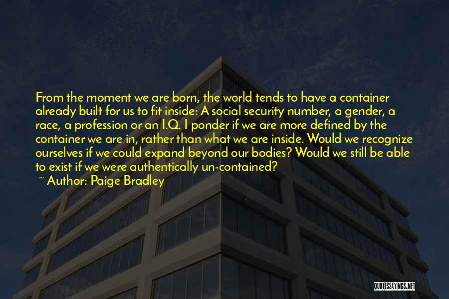 Born To Race 2 Quotes By Paige Bradley