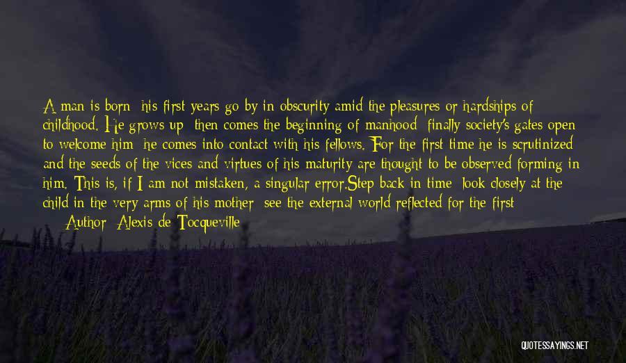 Born To Rule Quotes By Alexis De Tocqueville