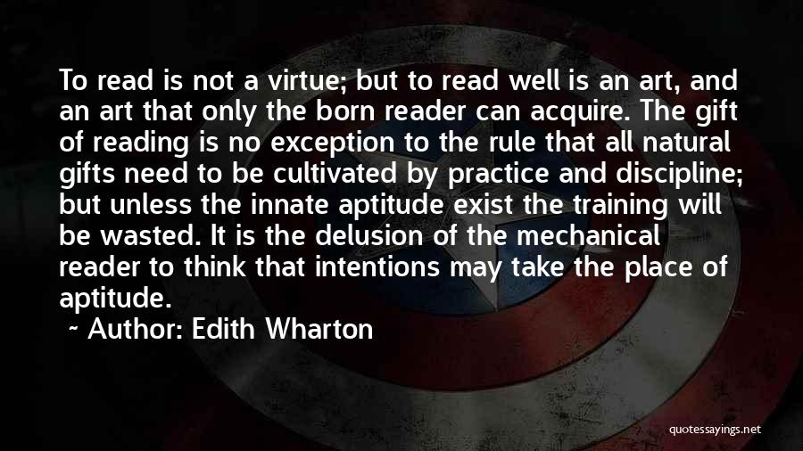 Born To Rule Quotes By Edith Wharton