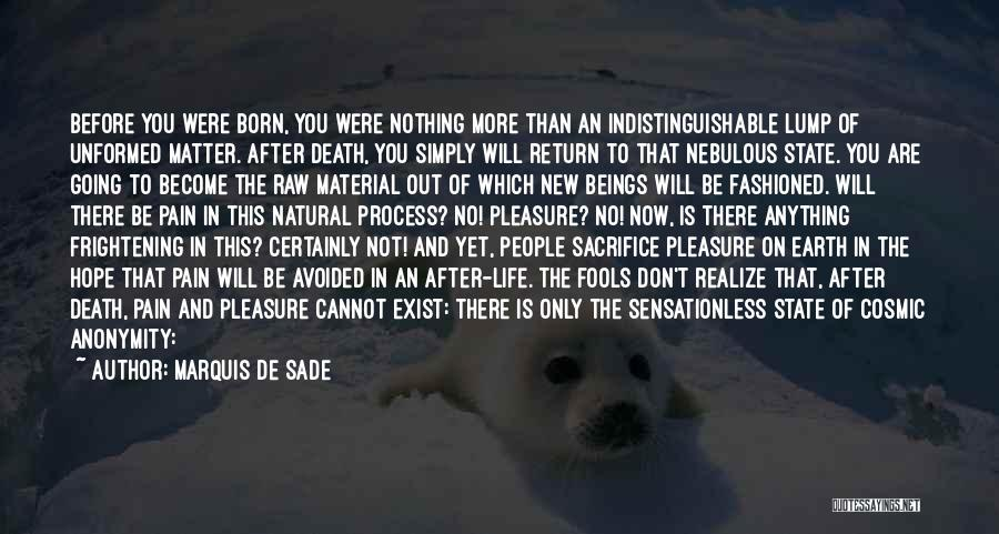 Born To Rule Quotes By Marquis De Sade