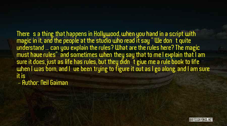 Born To Rule Quotes By Neil Gaiman