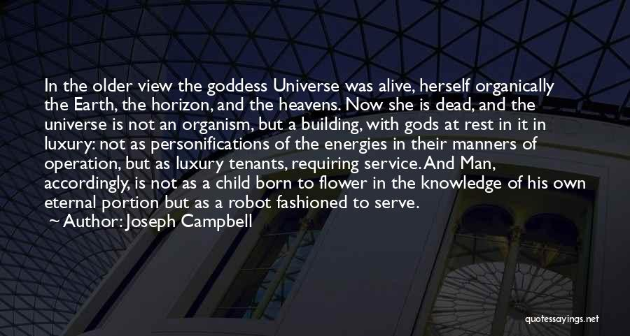 Born To Serve Quotes By Joseph Campbell