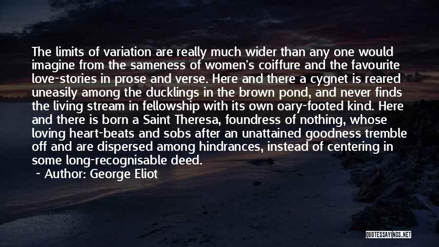 Born With Nothing Quotes By George Eliot
