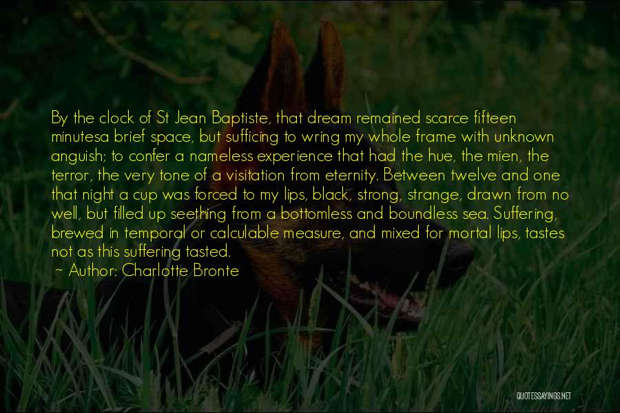 Boundless Sea Quotes By Charlotte Bronte