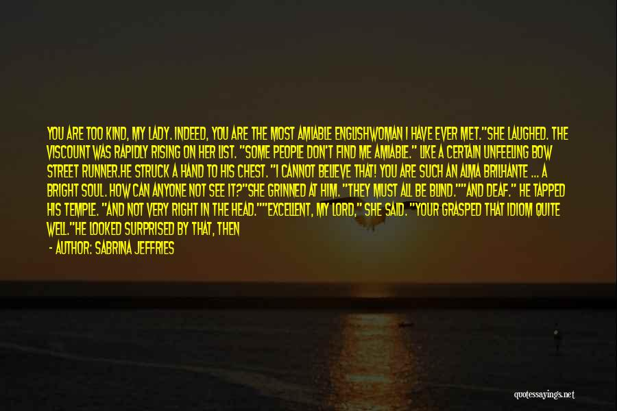 Bow My Head Quotes By Sabrina Jeffries
