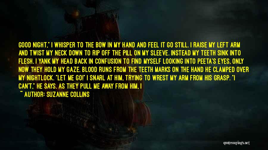 Bow My Head Quotes By Suzanne Collins