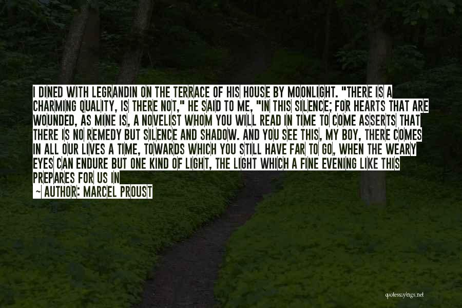 Boy Is Mine Quotes By Marcel Proust