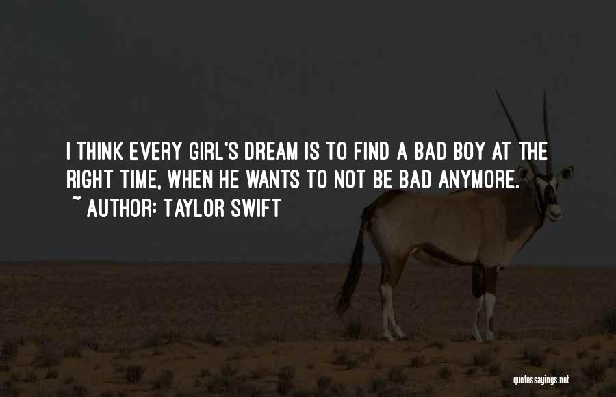 Boy Love Quotes By Taylor Swift