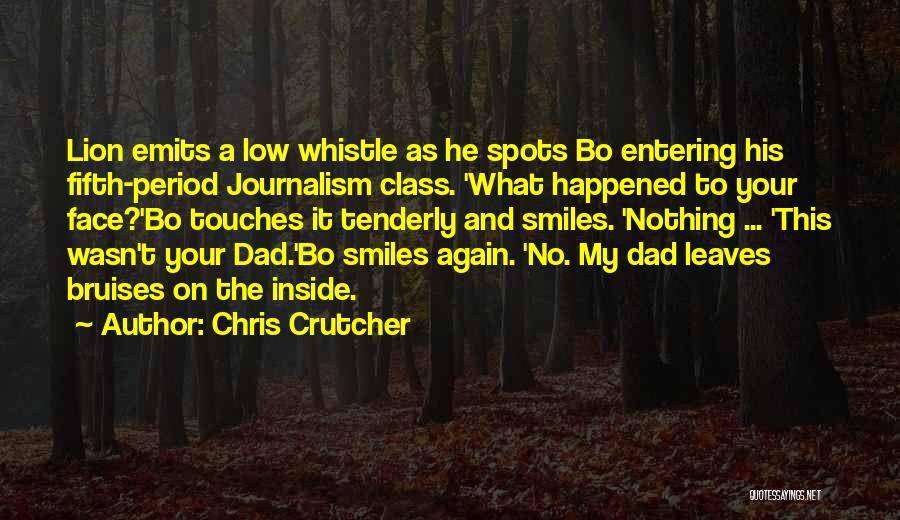 Br Quotes By Chris Crutcher