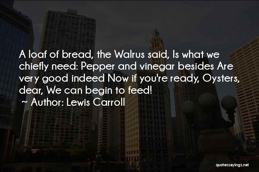 Br Quotes By Lewis Carroll