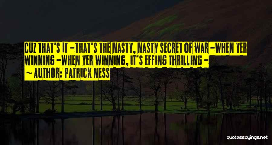 Br Quotes By Patrick Ness