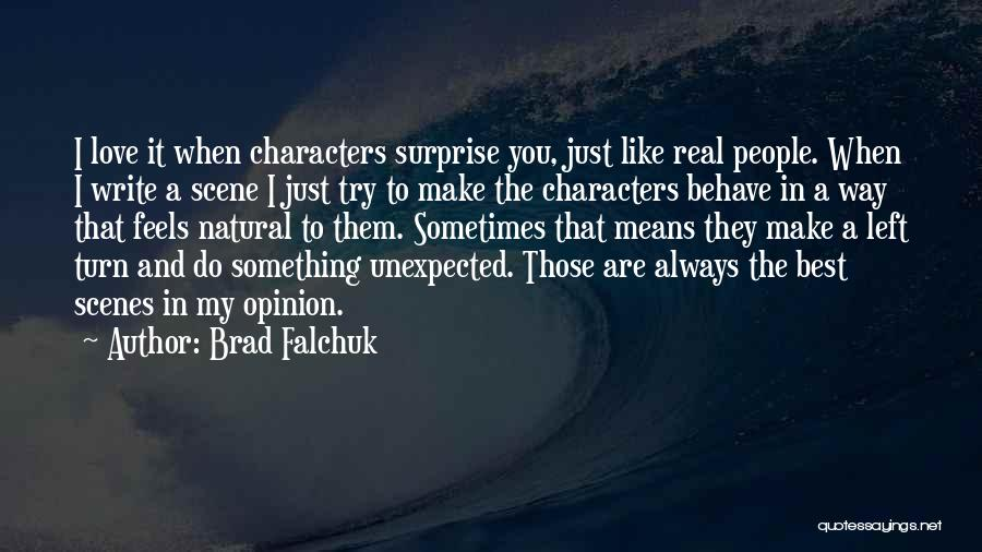 Brad Falchuk Quotes 1200207