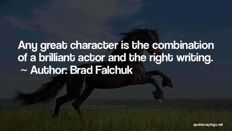 Brad Falchuk Quotes 124399