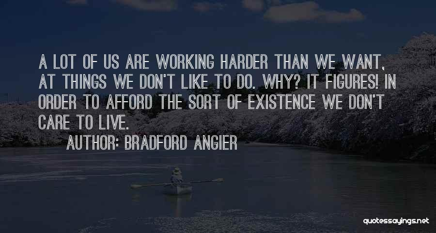 Bradford Angier Quotes 974614