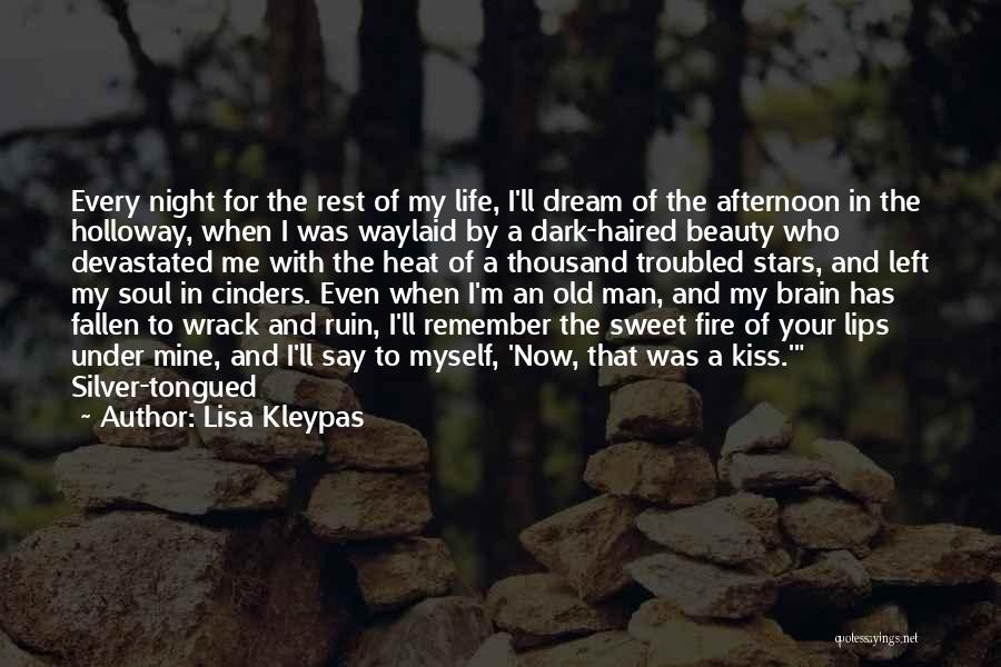 Brain Without Beauty Quotes By Lisa Kleypas